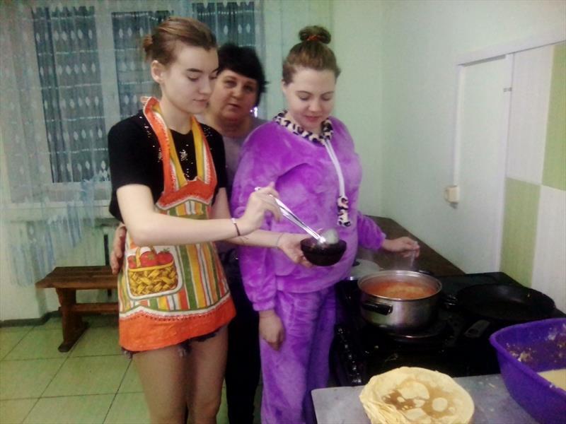 """Кулинарный клуб """"Пальчики оближешь"""", 2018г."""